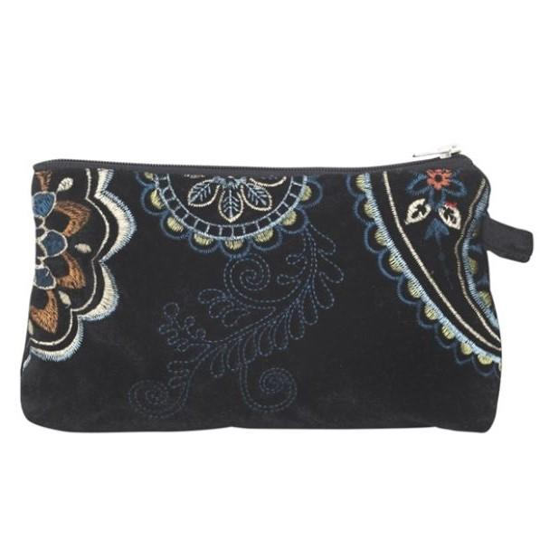 Cosmetic bag Adele black L