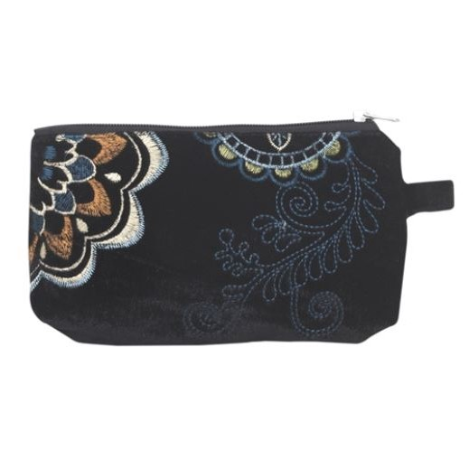 Cosmetic bag black s