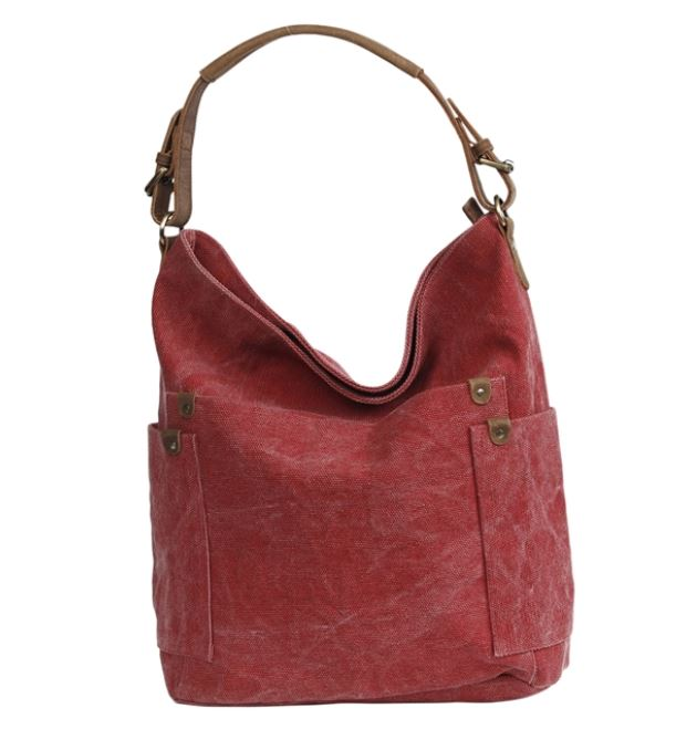 Shopper `Hilma` red