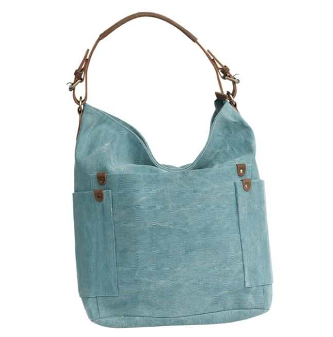 Shopper `Hilma` teal