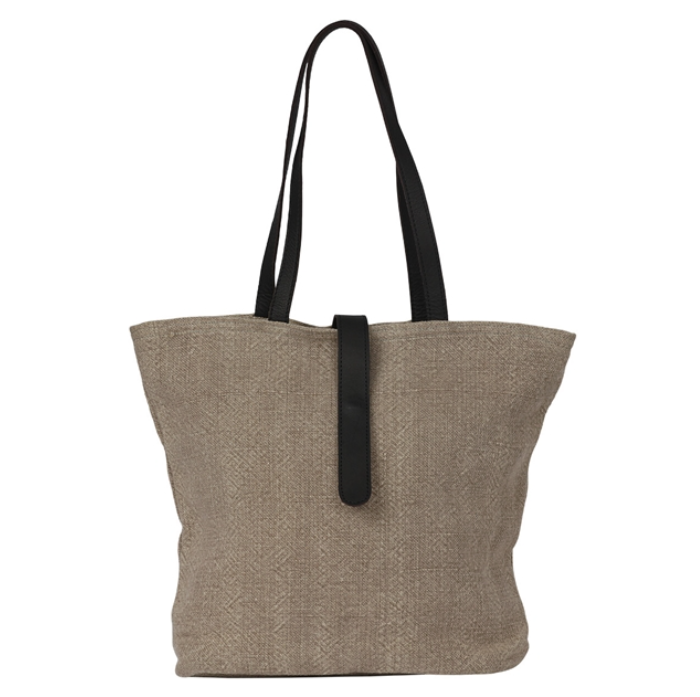 Shoulder bag Faith, ash grey