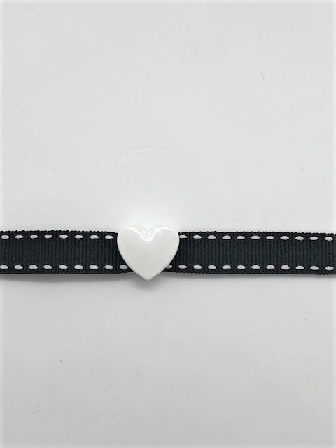 Bracelet Colors black/ white