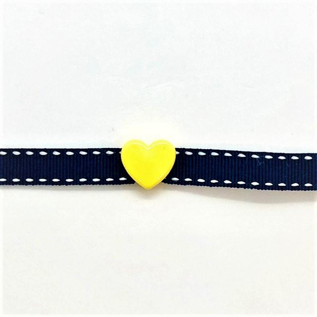 Bracelet Colors blue/ yellow