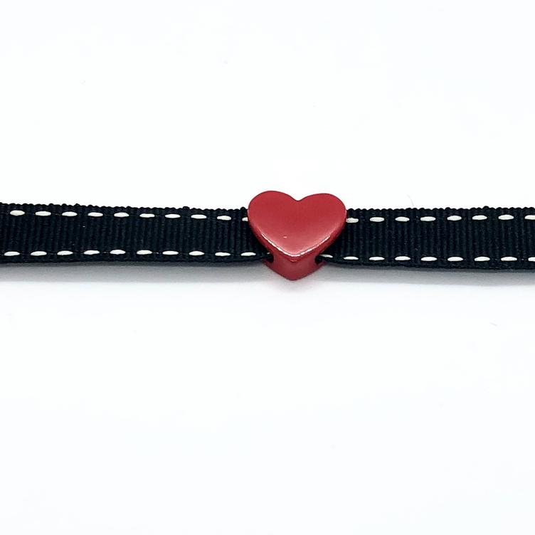 Bracelete Colors black/red