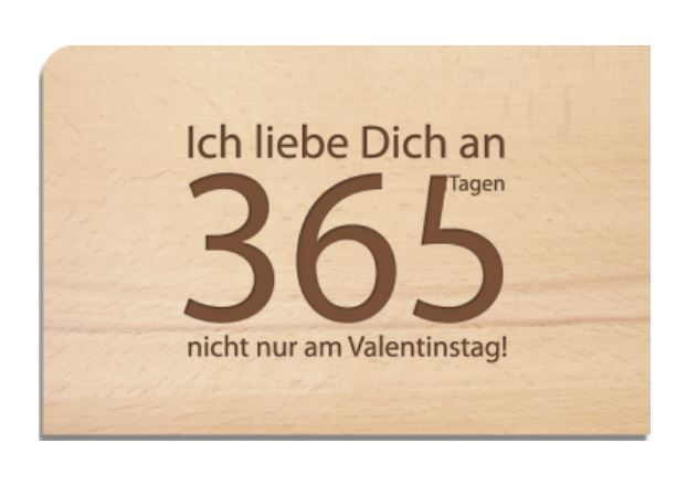 365 tage liebe